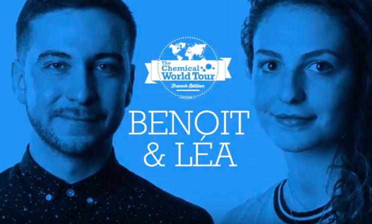 Chemical World Tour 5 : ACD avec Benoît (ENSCBP – Bordeaux) & Léa (IEJ Paris)