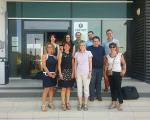 6ème réunion du GT Elastomères chez CANOE