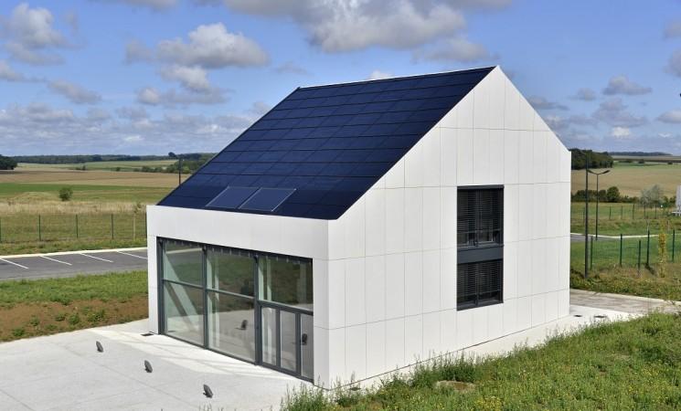Arkema a inauguré une smart house à venette