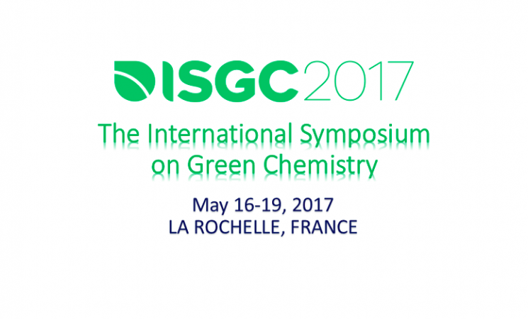 ISGC 2017 -  du 16 au 19 mai à La Rochelle