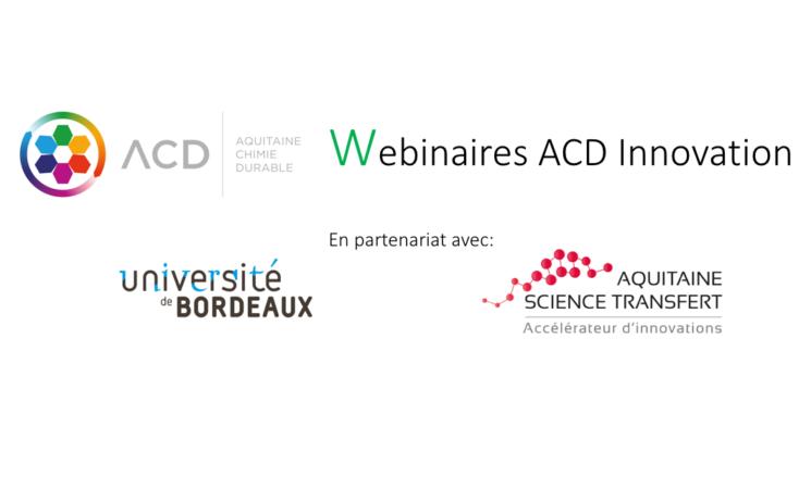 22.01.2019 - Webinaire ACD Innovation: Les revêtements électrochromes et leurs applications