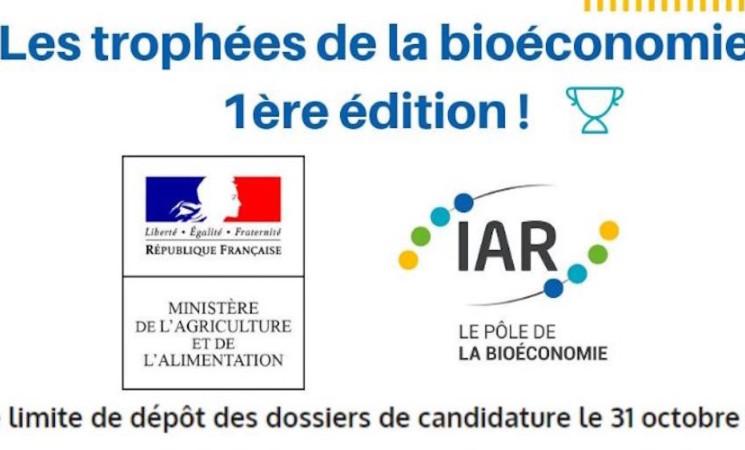 Participez à la première édition des trophées de la bioéconomie