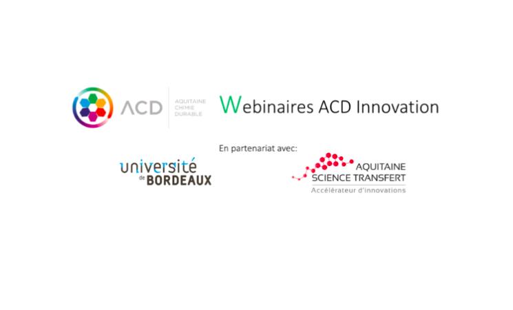 Webinaire ACD Innovation - Fabrication additive : opportunités d'applications industrielles et d'intégration de fonctionnalités