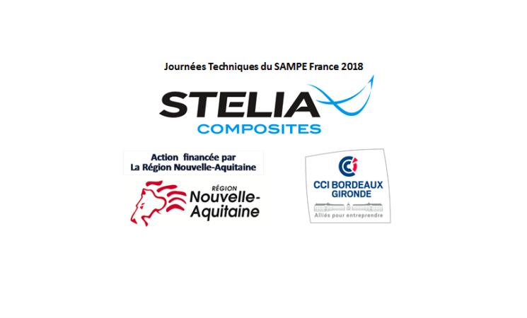 Journées Techniques du SAMPE France du 29 et 30 novembre 2018 à Bordeaux