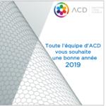 Toute l'équipe d'ACD vous souhaite une bonne année 2019