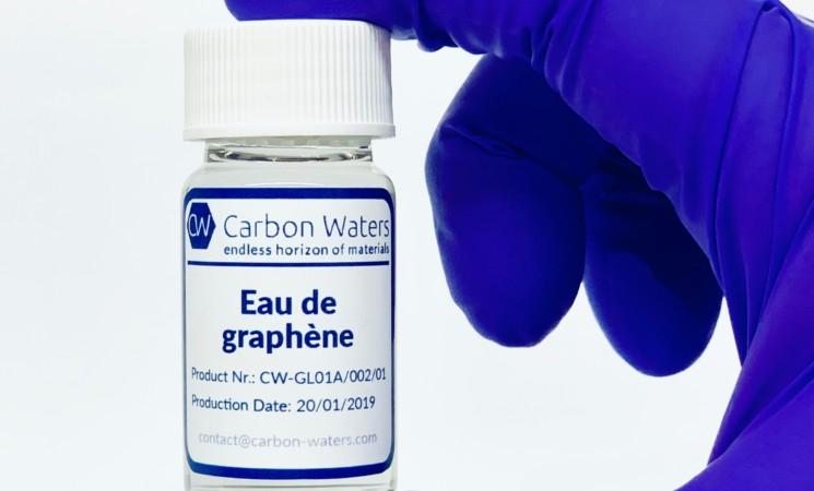 Webinaire ACD Innovation du 20 mai 2019: L'eau de Graphène - atouts et applications