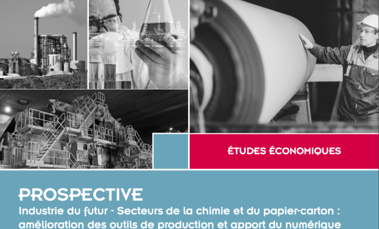 Industrie du futur - Secteurs de la chimie et du papier-carton : amélioration des outils de production et apport du numérique