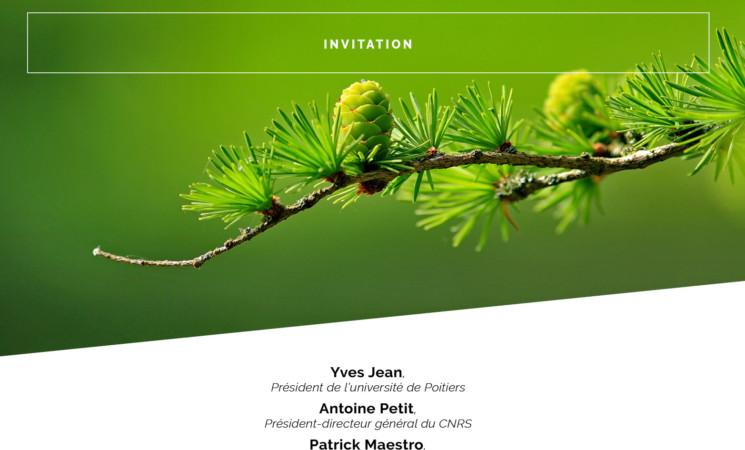 13.05.2019 - LA ROCHELLE - Signature de la création de laboratoire miroir E2P2L (Solvay, CNRS) et IC2MP (Université de Poitiers, CNRS)
